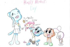 Happy Mother's Day Mrs Watterson by QuesoGr7
