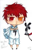 Akashi for MadHatterka~ by shinarei