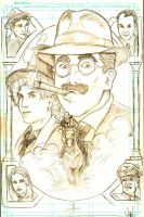 the marx brothers and the last crusade by lonewarrior20