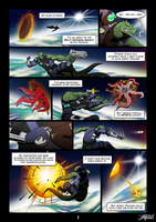 Commission: Agent Prime Page 1 by VexusVersion
