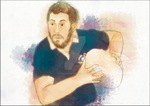 Scottish Captain Greig Laidlaw by bohemiananimegirl