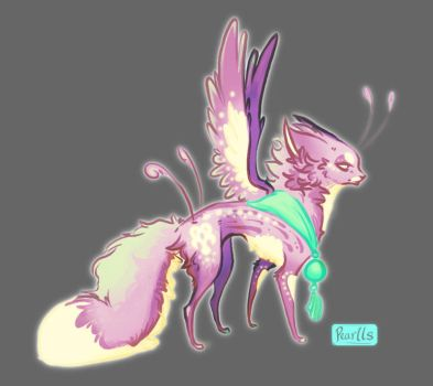Dream Eater Immi by pearlls