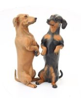 Dachshund figurines for sale! by Kesa-Godzen