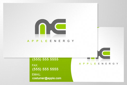 Apple Energy Stationary 2 by dFEVER