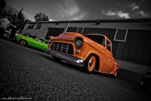 CustomTruck by AmericanMuscle