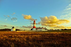 Souter Lighthouse, Whitburn, UK by geordieboy78