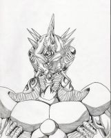 Guyver by TheOnlyCountFilth