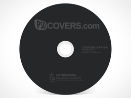 CDDVDBLU-RAY001 by PSDCovers