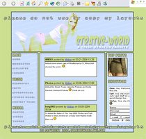 StratusWorld Layout.. by Chris666
