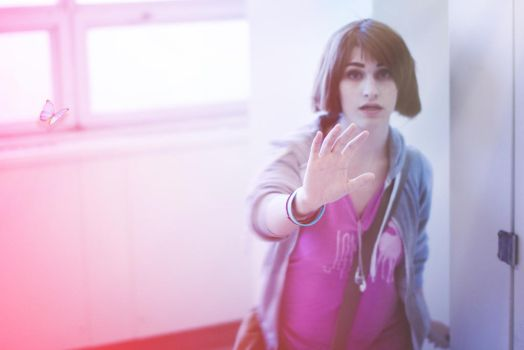 Max Caulfield - Life Is Strange (3) by sarahhallphotography
