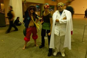 Otakon 2012 Cosplayers - Moment of Still Ambition by LordNobleheart