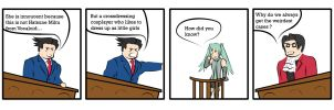 Phoenix Wright: Fate? by N3rDy