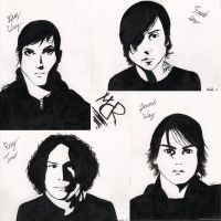 My Chemical Romance by MLiMLiMLi