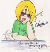 Chester- growing pains by witefire