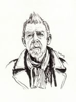 The War Doctor by banjodi
