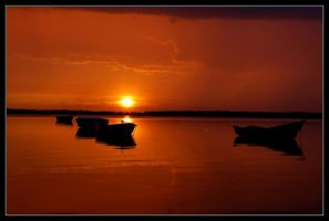 sunset 2. by ami5