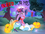 Nightmare Night by RainbowDashie