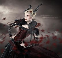 Queen Of Hearts by KCsummerz