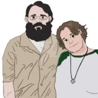 Art and I in Kentucky Finished by TheNerdChef
