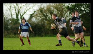 Rugby:IT Tralee Vs. Wicklow IT by RichyX83