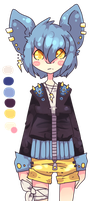 Pokejinka {Shinx} {closed} by Eeyrie