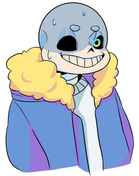 It's A Sans Boi And Anger by ferist