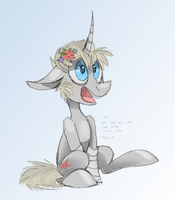 happy dise by MyMineAwesome