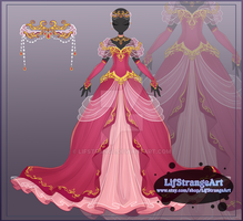 [Close]  Adoptable Outfit Auction 33 by LifStrange