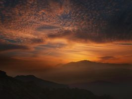 the cretan mountains by VaggelisFragiadakis
