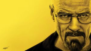 Walter White by MattGarnett