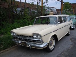 1960 AMC Rambler Super Cross Country by Brooklyn47