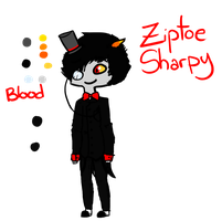 A New Fantroll. by bunnytooths