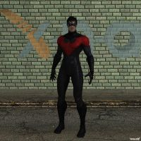 XNA Nightwing by X-N-A