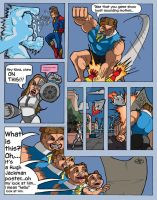 Incrediman Issue 4 Page 6 by thomsolo