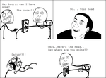 Cereal -Rage Comic- by Albowtross91