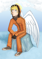 Art Trade - Kenny McCormick by reaper600