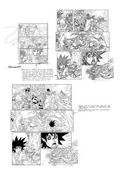 pagina artbook by dregcomics