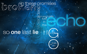Lost in the Echo by mch8