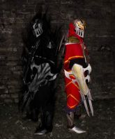 League of Legends - Zed cosplay 03 by CZSKLoLCosplayers