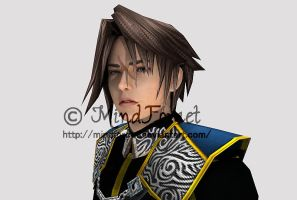 Squall by MindForcet