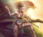 Ferae Cover Colors by John-Indian