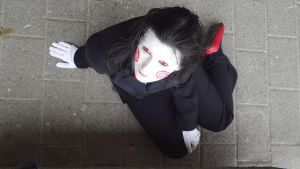 SAW: Billy the Puppet II by biohazard-no-1