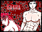 Sexy Gaara Wallpaper by ArkhiveLovey
