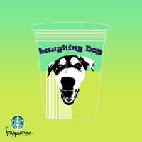 Laughing Dog by Zach76