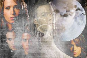 Blood Ties Wallpaper 2 by VampiressBella