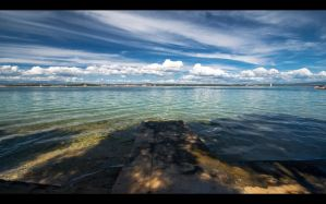 quiet place... no2 by PawelJG