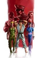 Inglorious Fighters by Deputee