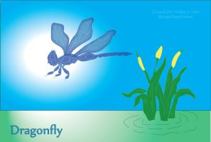 Dragonfly by sumangal16