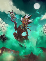 Diablo 3 Contest Entry - Witch Doctor by HollyRose