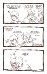 Al n Artie at Merlin BBC comic by marimo-lover